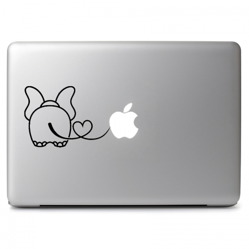 Heart Elephant - Apple Macbook Air Pro 11