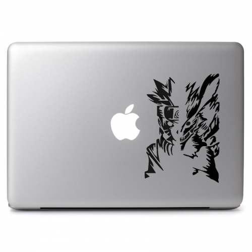 Nine Tails and Naruto - Apple Macbook Air Pro 11