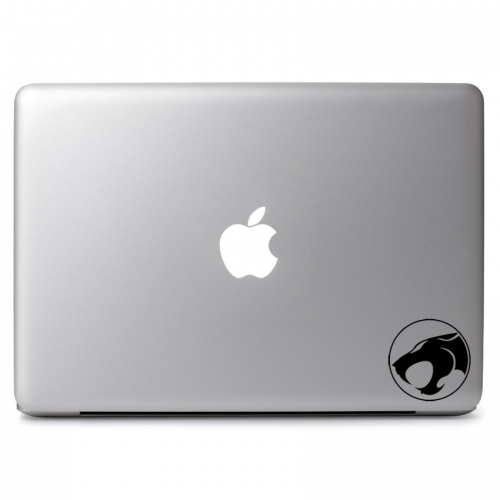 Thunder Cat Logo - Apple Macbook Air Pro 11