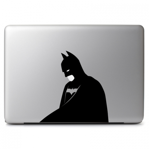 DC Comics Batman Glowing Face and Eye - Apple Macbook Air Pro 11