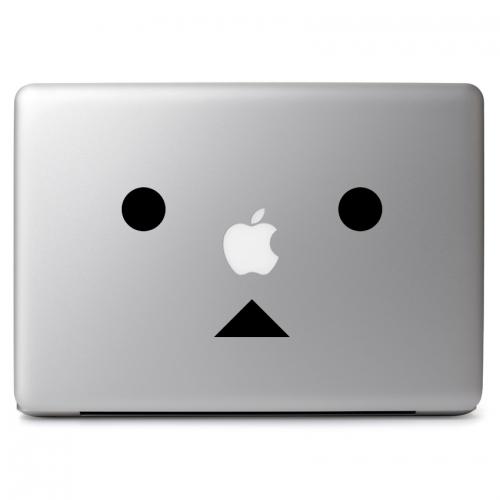 Yotsuba&! Danboard Danbo Face - Apple Macbook Air Pro 11