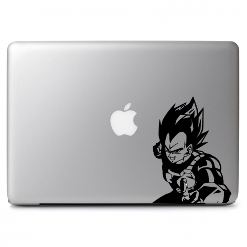 Dragon Ball Z Vegeta's Punch - Apple Macbook Air Pro 11
