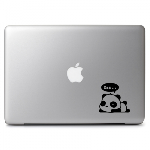Cute Sleeping Panda - Apple Macbook Air Pro 11