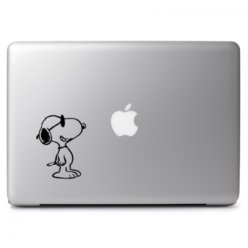 Peanuts Snoopy Cool Joe - Apple Macbook Air Pro 11