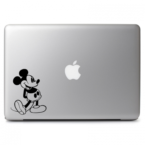 Disney Retro Original Mickey Mouse - Apple Macbook Air Pro 11