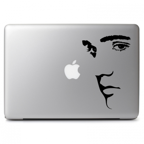 Elvis Presley's Profile - Apple Macbook Air Pro 11