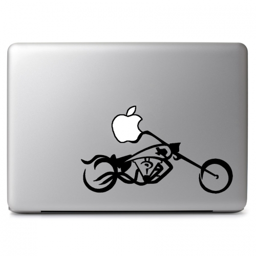 Apple Motorcycle - Apple Macbook Air Pro 11