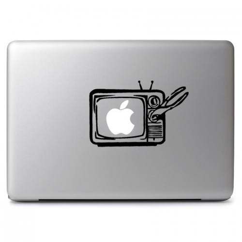 Apple Retro TV - Apple Macbook Air Pro 11
