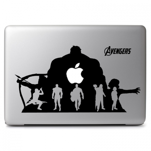 The Avengers Superheroes Team - Apple Macbook Air Pro 11
