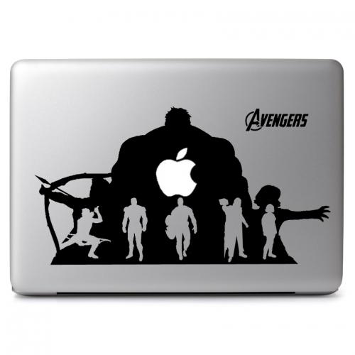 The Avengers Superheroes Team - Apple Macbook Air Pro 11