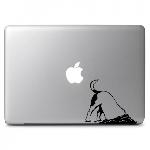 Digging Dog - Apple Macbook Air Pro 11