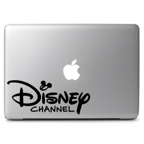 Disney Channel Logo - Apple Macbook Air Pro 11