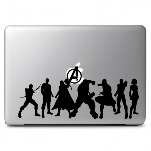Marvel The Avengers - Apple Macbook Air Pro 11