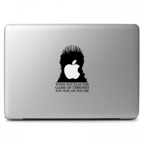 Game of Thrones Iron Throne - Apple Macbook Air Pro 11