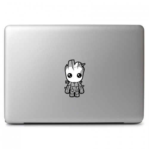 Guardians of the Galaxy Chibi Groot - Apple Macbook Air Pro 11