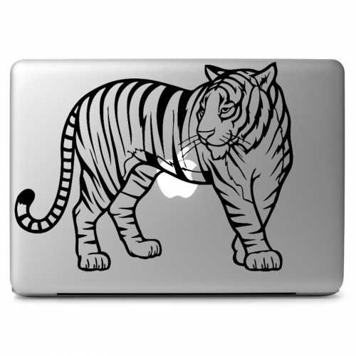 Large Tiger - Apple Macbook Air Pro 11