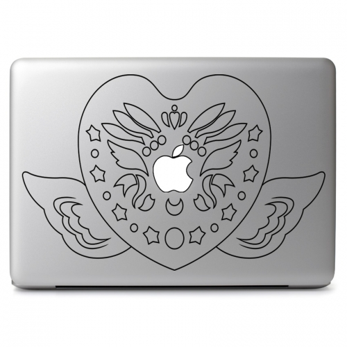 Sailor Moon Eternal Moon Article Brooch - Apple Macbook Air Pro 11