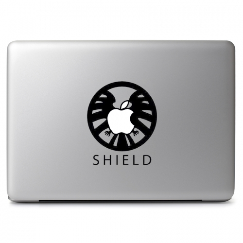Marvel Agents of SHIELD Logo - Apple Macbook Air Pro 11