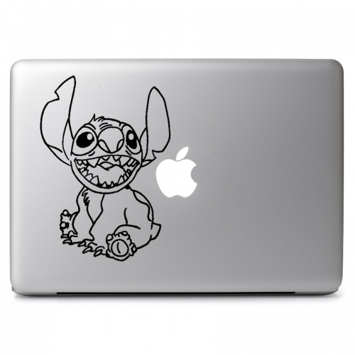Disney Stitch - Apple Macbook Air Pro 11