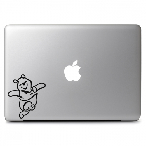 Winnie the Pooh Bear - Apple Macbook Air Pro 11