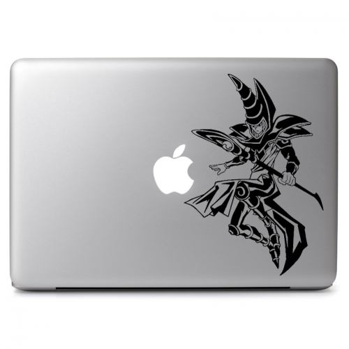 Yu-Gi-Oh! Dark Magician - Apple Macbook Air Pro 11
