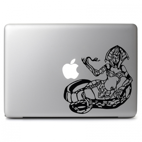 Ancient Greek Mythology Medusa Snakes - Apple Macbook Air Pro 11