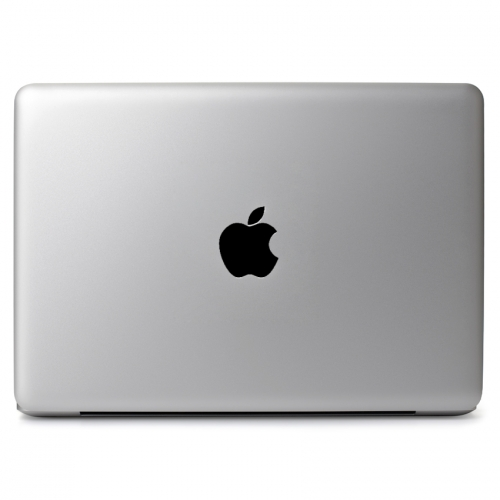 Black Apple Logo - Apple Macbook Air Pro 11