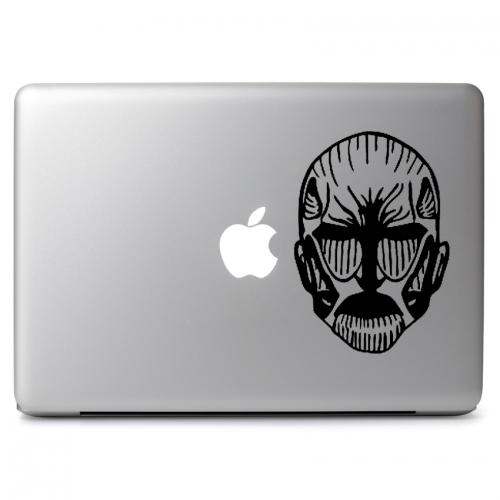 Attack of Titans Colossal Titan - Apple Macbook Air Pro 11