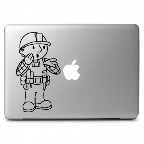 Bob the Builder - Apple Macbook Air Pro 11
