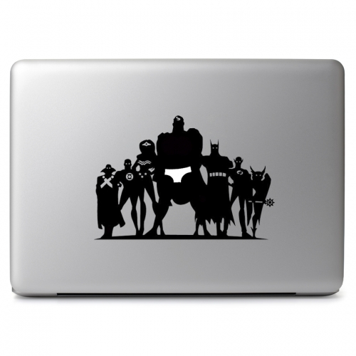 Justice League Unlimited - Apple Macbook Air Pro 11
