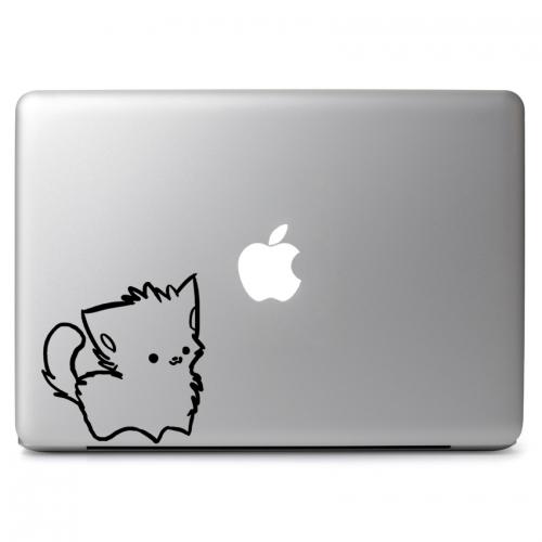 Fluffy Cat - Apple Macbook Air Pro 11